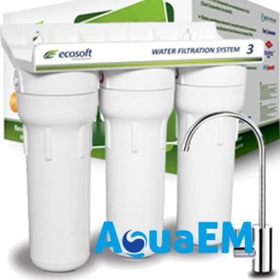 Пятиступенчатая система очистки воды серии Ecosoft