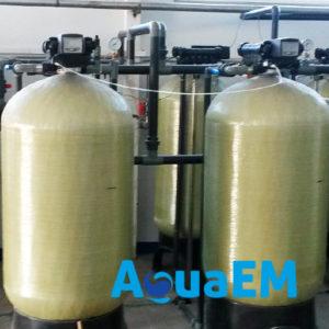Фильтры безреагентные для очистки воды от железа и марганца